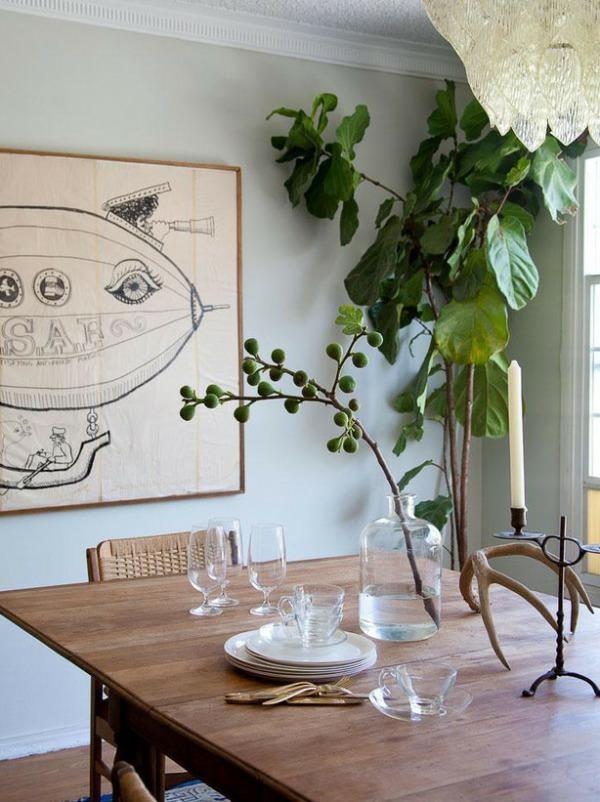 6 maneras de mejorar la decoraci n de tu comedor casa for Comedor en planta
