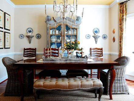 10 Diferentes Maneras de Mezclar Sillas en tu Comedor | Casa Muebles ...