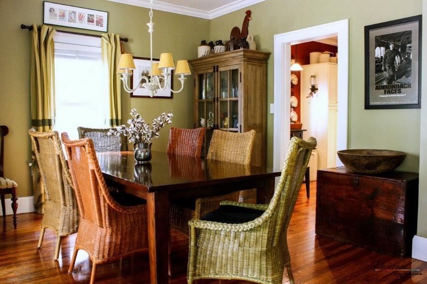10 diferentes maneras de mezclar sillas en tu comedor - Sillas comedor colores ...