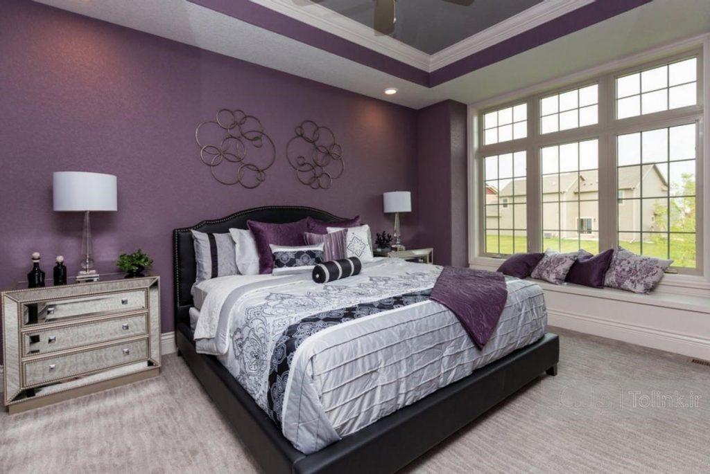 5 colores para un dormitorio rom ntico casa muebles for Muebles para casa habitacion
