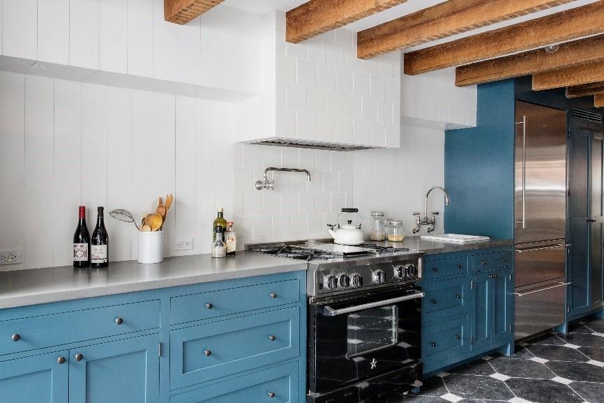 7 Poderosas Maneras de Tener una Cocina Impactante | Casa Muebles ...