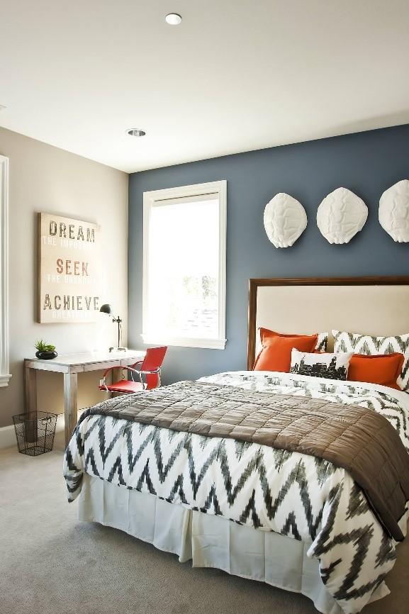 5 Maneras de Agregar Color a lo Grande   Casa Muebles - Muebles ...