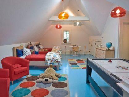 Más Allá del Rosa y el Azul: 3 Paletas de Colores para un Cuarto de Niños