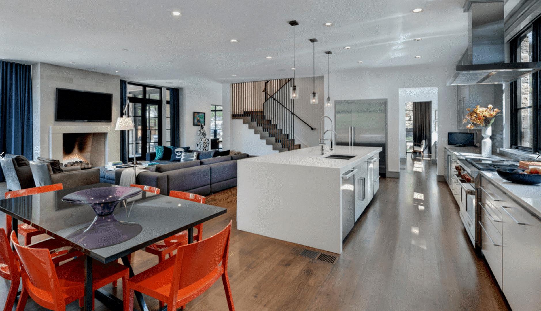 Lo que Debes Buscar en una Casa si te Encanta ser el Anfitrión