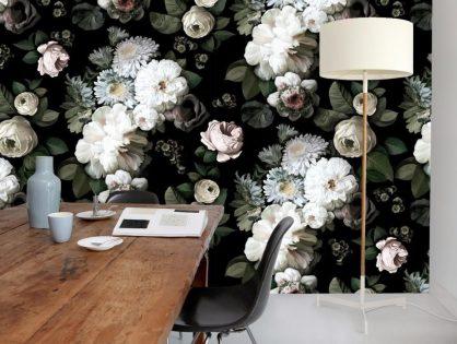 Cómo Incorporar Diseño Florales a tu Decoración