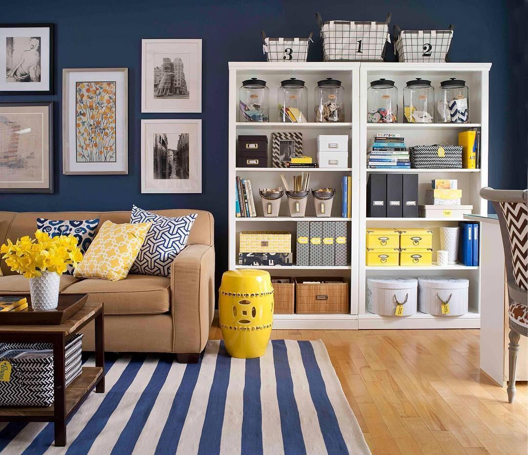 Ilumina tu Habitación con el Brillo del Amarillo | Casa Muebles ...