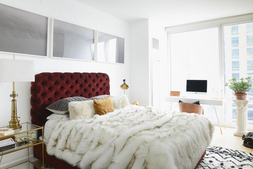 6 Ideas para darle a tu Dormitorio un Diseño de Lujo